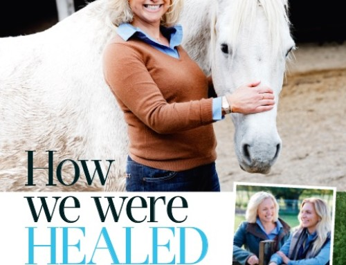 How we were HEALED by horses